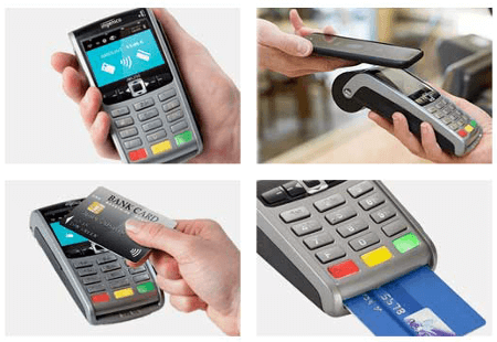 mobile payment terminals